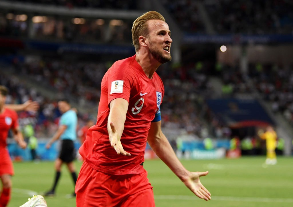 Kane has the world at his feet. But, will he still be at Tottenham next season? (Photo courtesy - Matthias Hangst/Getty Images)