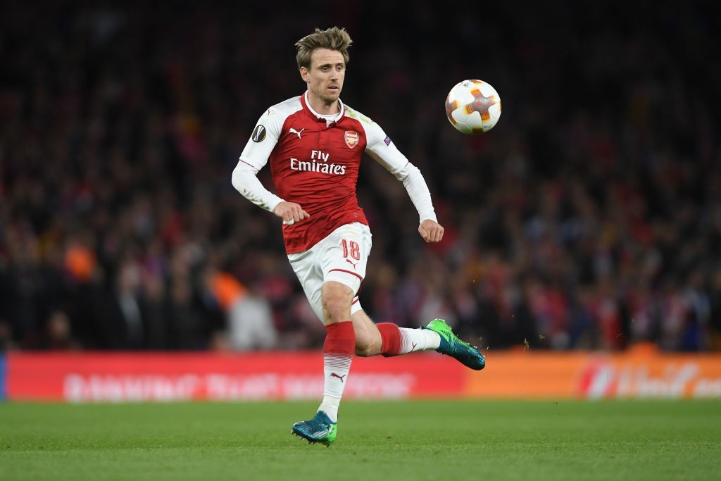 Nacho Monreal has been a key part of Arsenal for a number of seasons (Photo courtesy: AFP/Getty)