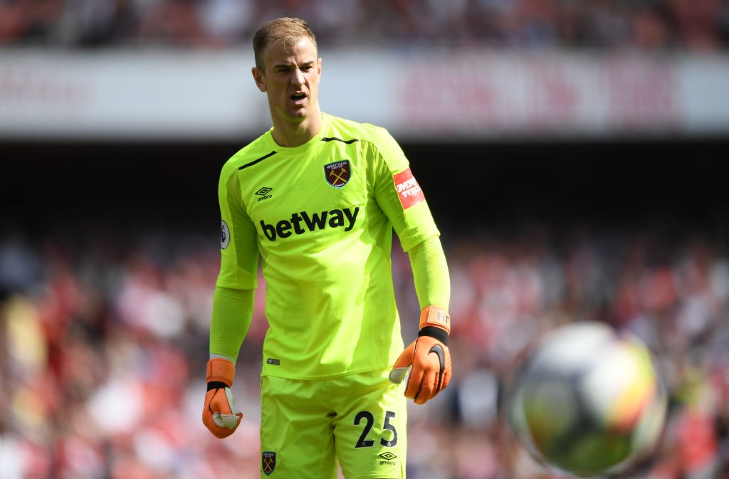 During his two years of exile from Manchester City, Joe Hart spent his seasons on loan first at Torino, then last season at West Ham. (Photo courtesy: AFP/Getty)
