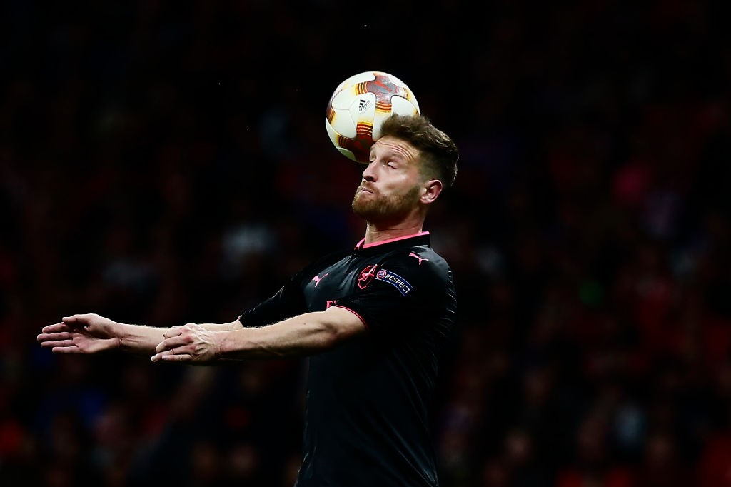 Mustafi appears to be a cheaper alternative to other primary defensive targets for Juventus. (Photo courtesy: AFP/Getty)