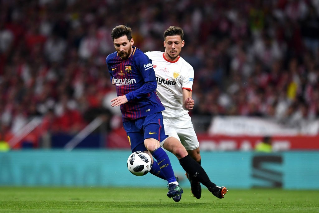 Set to join Messi at Barcelona. (Photo courtesy - David Ramos/Getty Images)