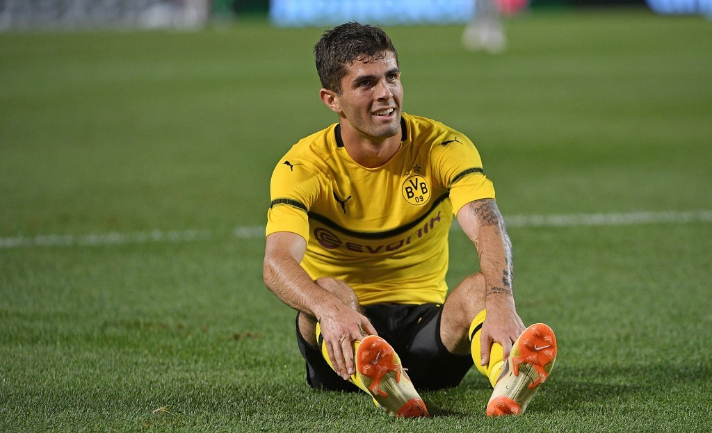 No Pulisic in the USMNT squad (Photo by Justin Berl/Getty Images)