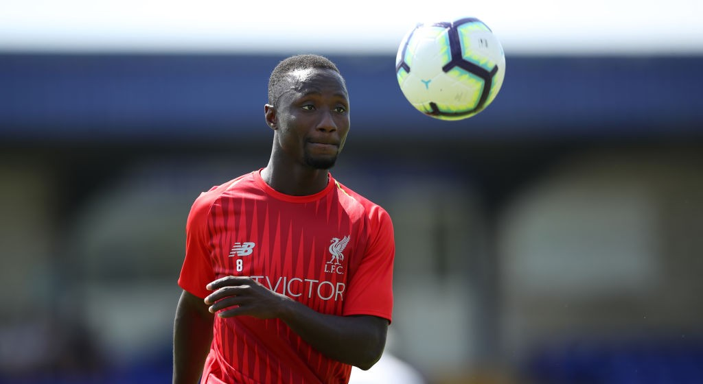 Liverpool have already signed midfielders Naby Keita and Fabinho, while now looking for attacking players to add to their squad. (Photo courtesy: AFP/Getty)