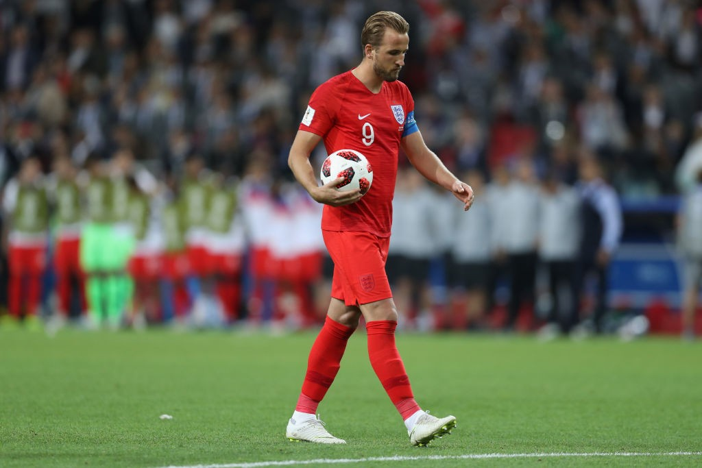 Will Harry Kane stamp his authority over Sweden's defence? (Photo courtesy: AFP/Getty)