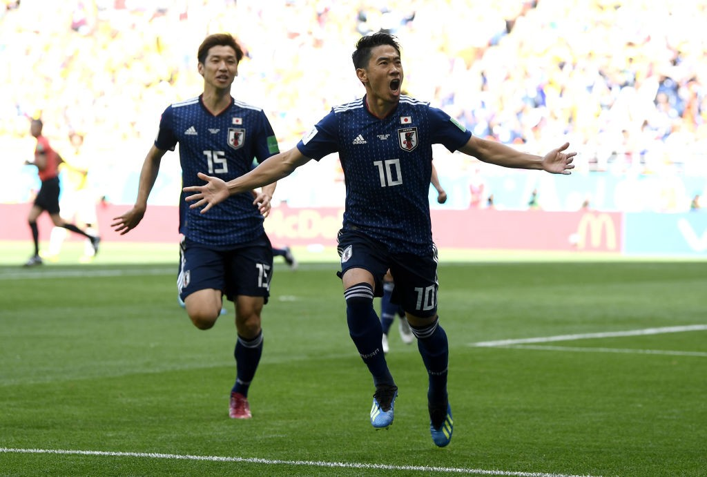 Shinji Kagawa will also return to the squad among other Japanese stars to face Belgium. (Photo courtesy: AFP/Getty)