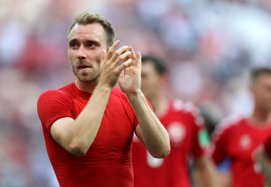 Can Christian Eriksen & co. make a splash at the Euros? (Photo by Clive Rose/Getty Images)