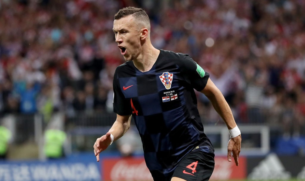 Perisic was one of the top performers for Croatia at the World Cup. (Photo courtesy - Ryan Pierse/Getty Images)