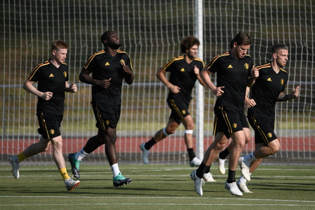 Belgium will welcome back their key stars for the game against Japan who were rested for their match against England. (Photo courtesy: AFP/Getty)