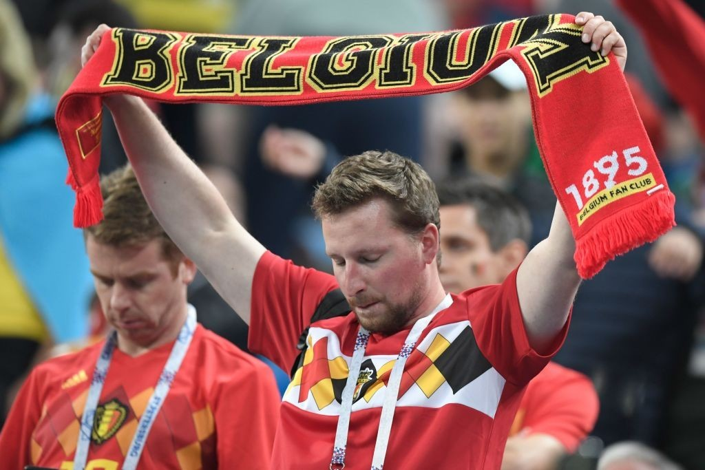 Belgium's impressive FIFA World Cup 2018 campaign ended in heartbreak. (Photo courtesy - Gabriel Bouys/AFP/Getty Images)