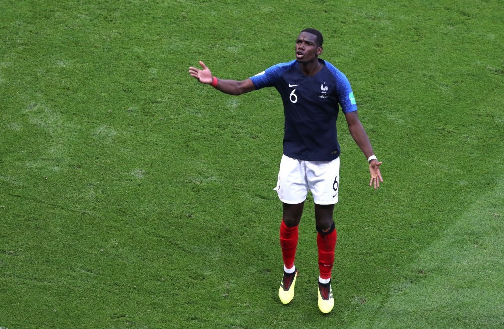 Could Pogba's second coming at Manchester United come to an end after just two years?` (Photo courtesy - Catherine Ivill/Getty Images)