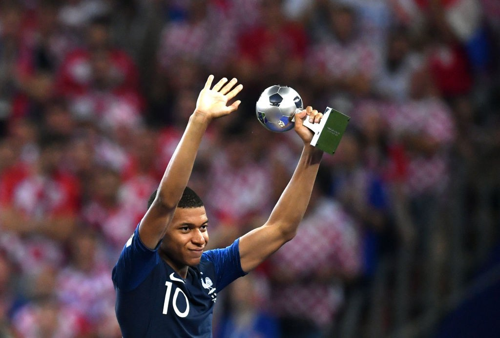 Mbappe can do no wrong at the moment. (Photo courtesy - Dan Mullan/Getty Images)