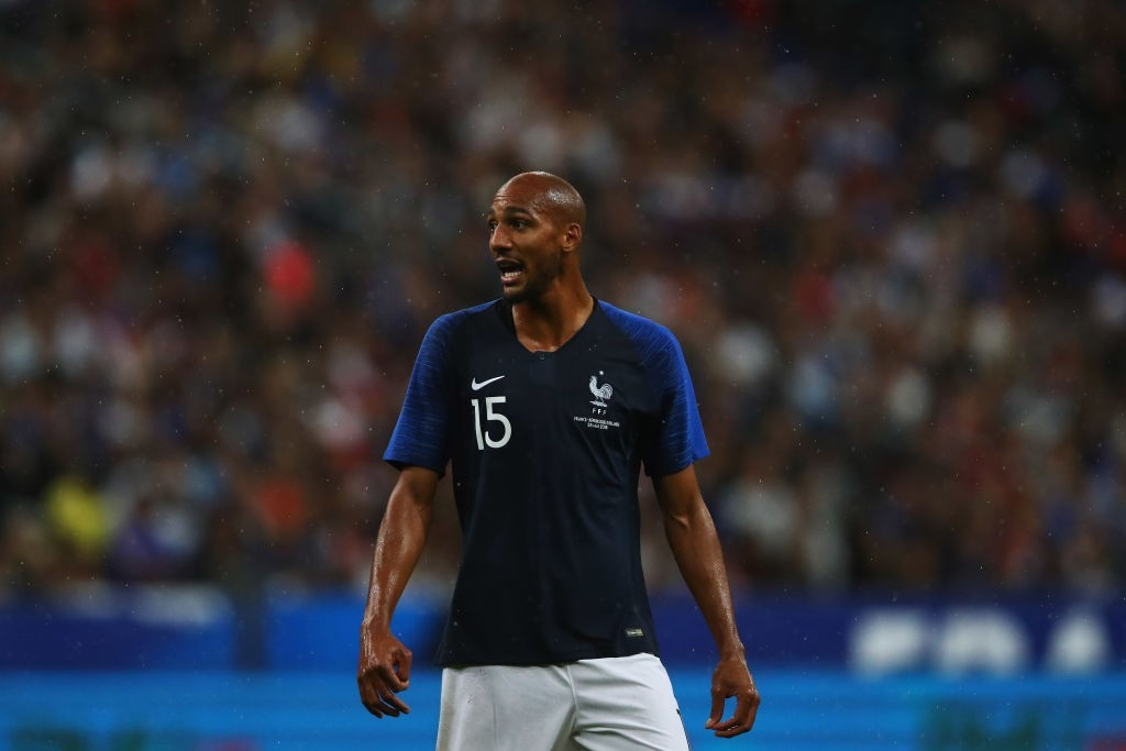PARIS, FRANCE - MAY 28: Steven N'Zonzi of France in action during the International Friendly match between France and Ireland at Stade de France on May 28, 2018 in Paris, France. (Photo by Dean Mouhtaropoulos/Getty Images)