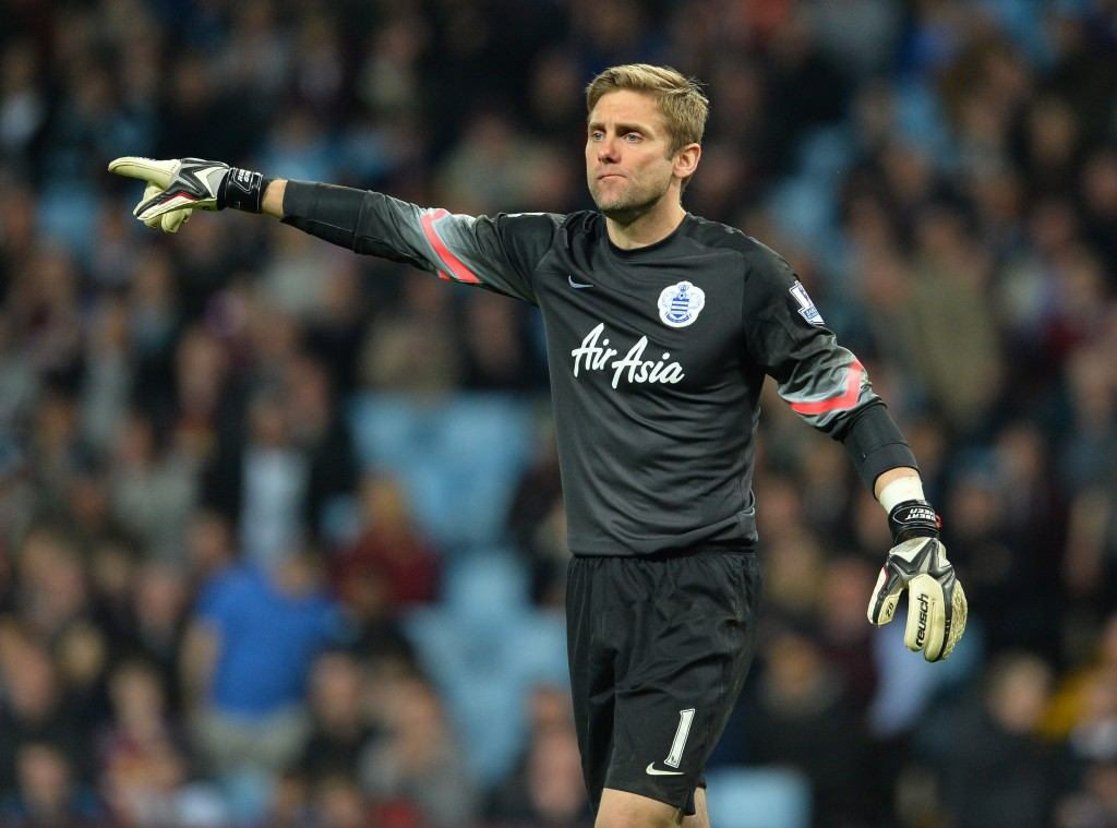 Chelsea announce signing of former England goalkeeper Rob Green