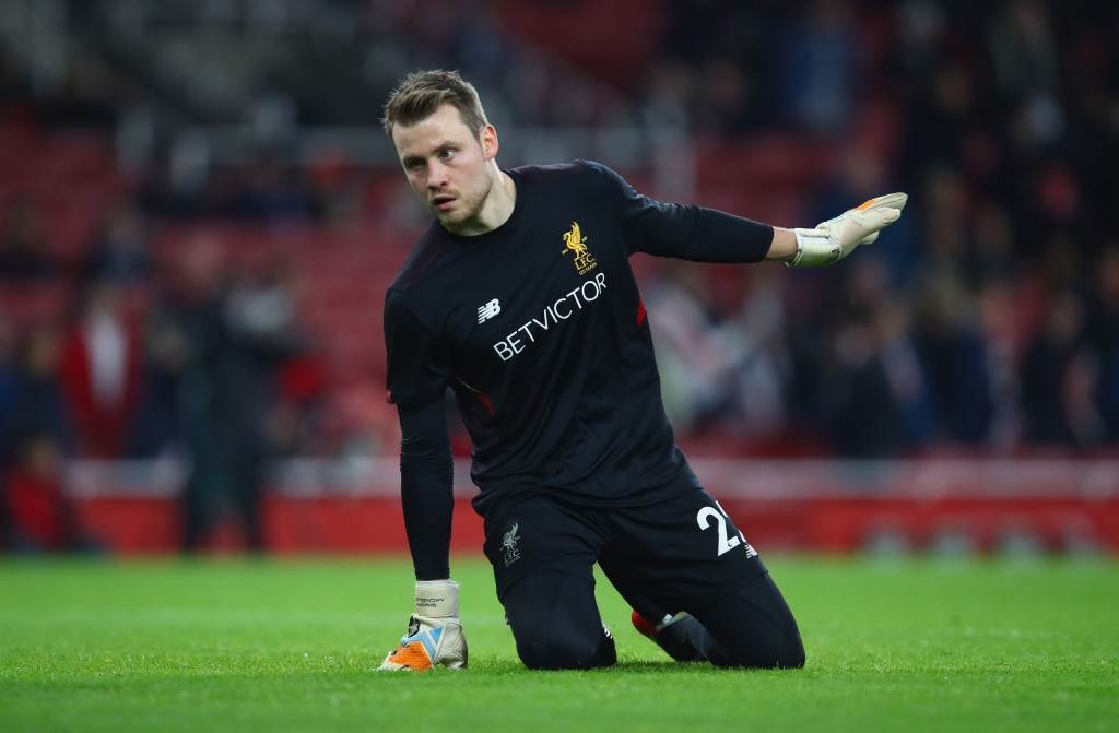 Mignolet has fallen! Fallen down the pecking order at Liverpool. (Picture Courtesy - AFP/Getty Images)