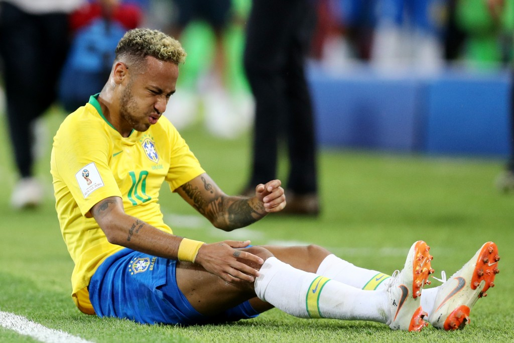 All eyes on Neymar (Picture Courtesy - AFP/Getty Images)