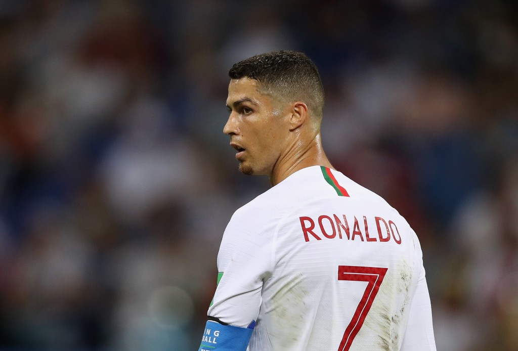Captain Ronaldo will be unavailable for Portugal (Picture Courtesy - AFP/Getty Images)
