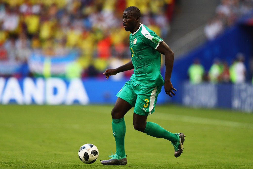 Koulibaly is likely the preferred option. But, Napoli are playing hard ball. (Picture Courtesy - AFP/Getty Images)