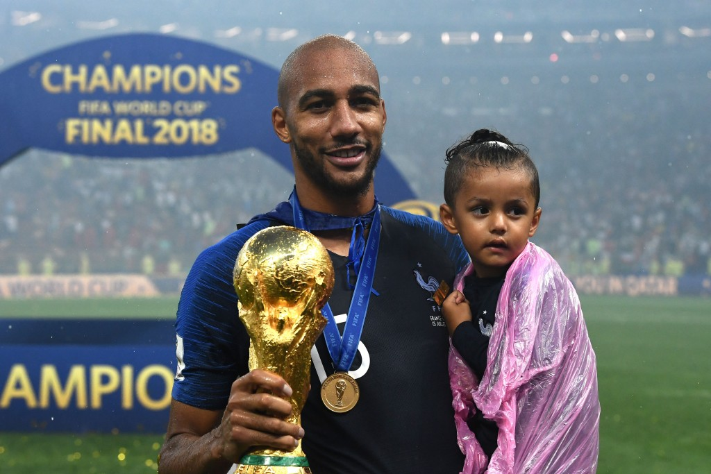 From Premier League relegation to a World Cup trophy, the rise of N'Zonzi is admirable. (Picture Courtesy - AFP/Getty Images)