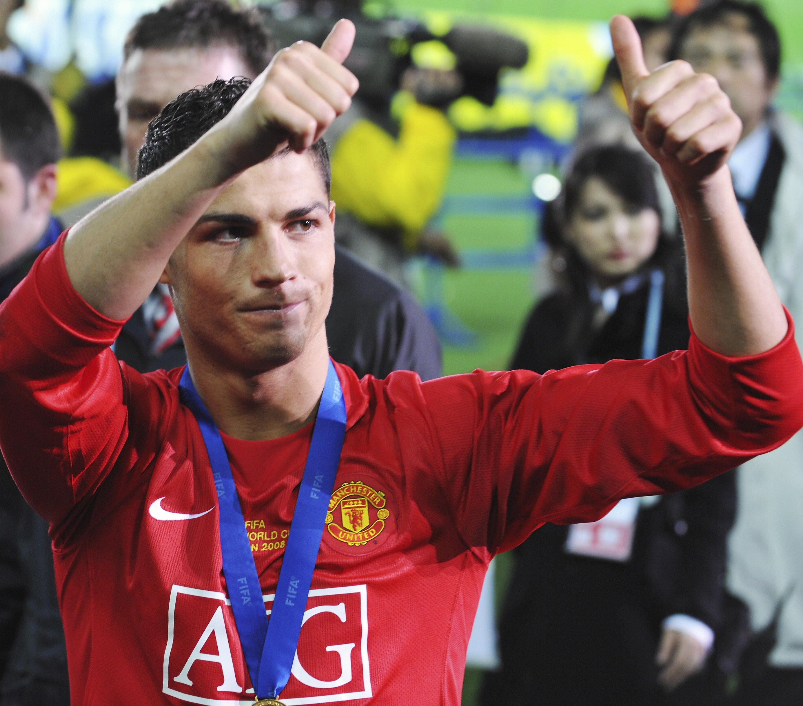 Manchester United haven't been able to replace Cristiano Ronaldo (Photo by Tadayuki Yoshikawa/AFP/Getty Images)
