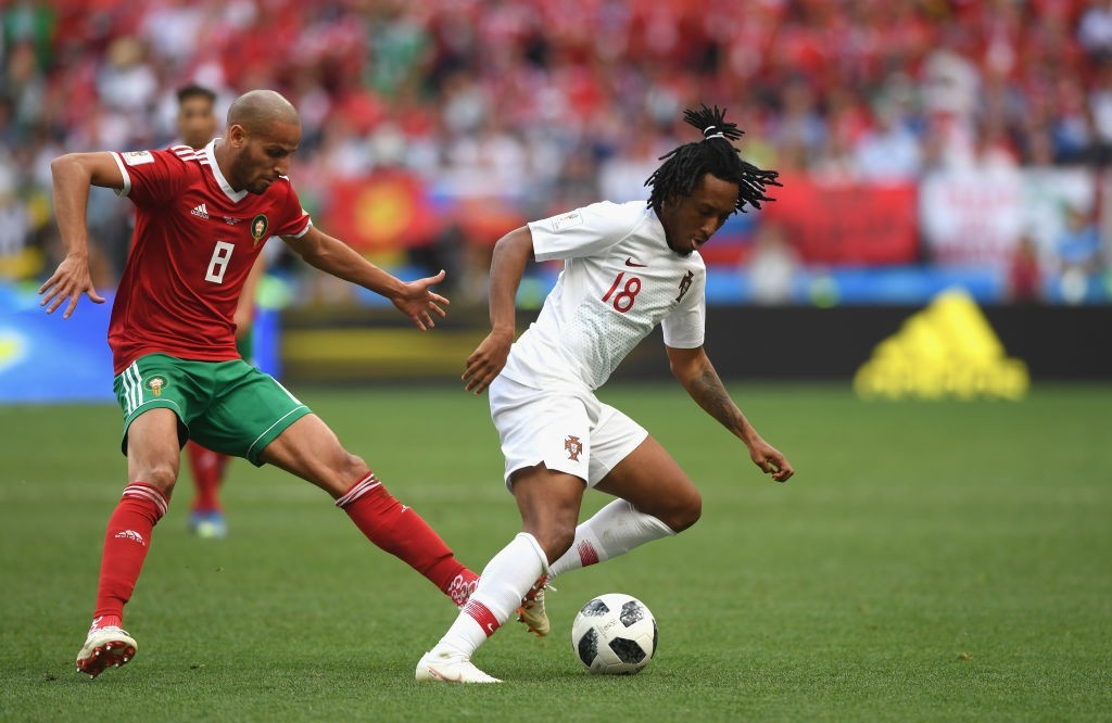 Gelson Martin's form last season saw him being called up to Portugal's World Cup campaign in Russia. (Photo courtesy: AFP/Getty)