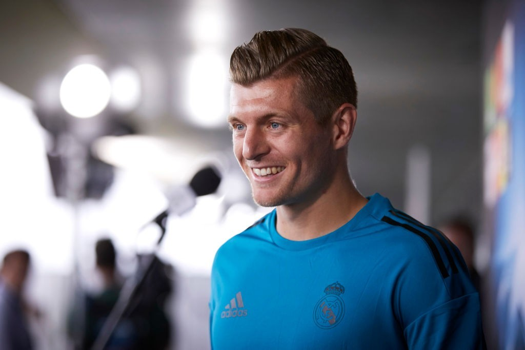 Will Kroos be donning the blue of Manchester City? (Photo courtesy - Gonzalo Arroyo Moreno/Getty Images)