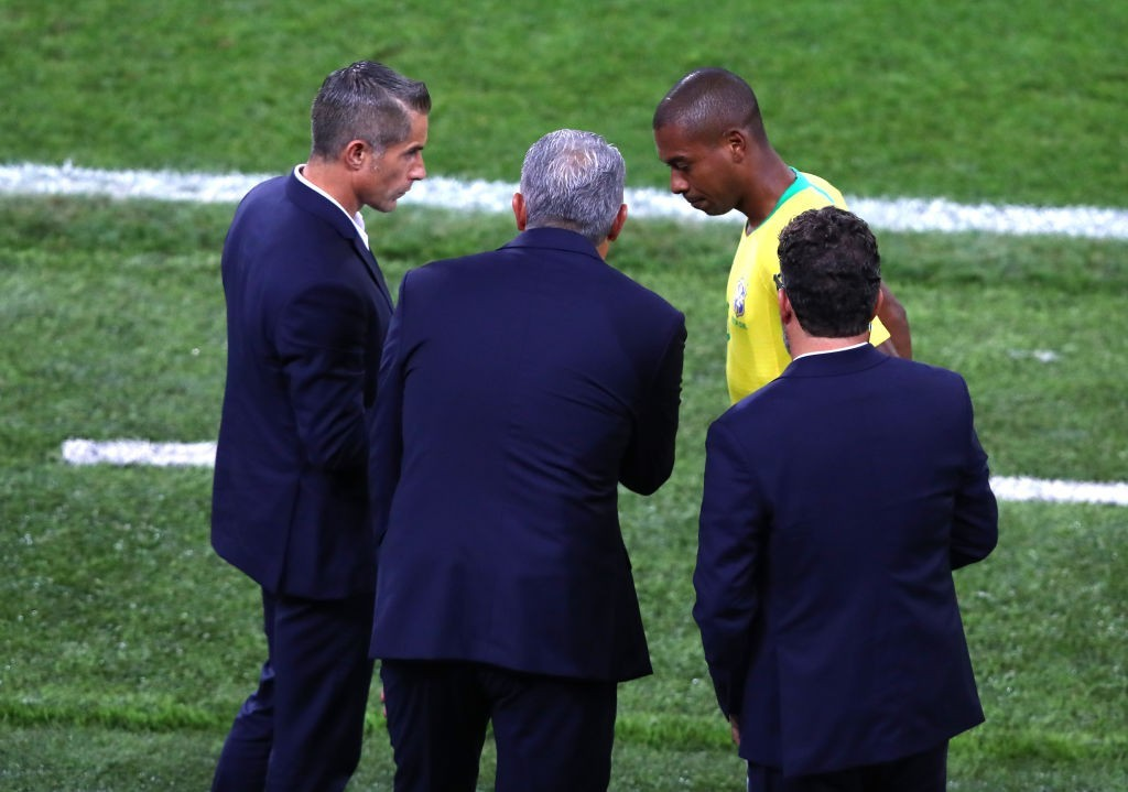 Brazil's lack of a genuine midfield playmaker doomed their World Cup run