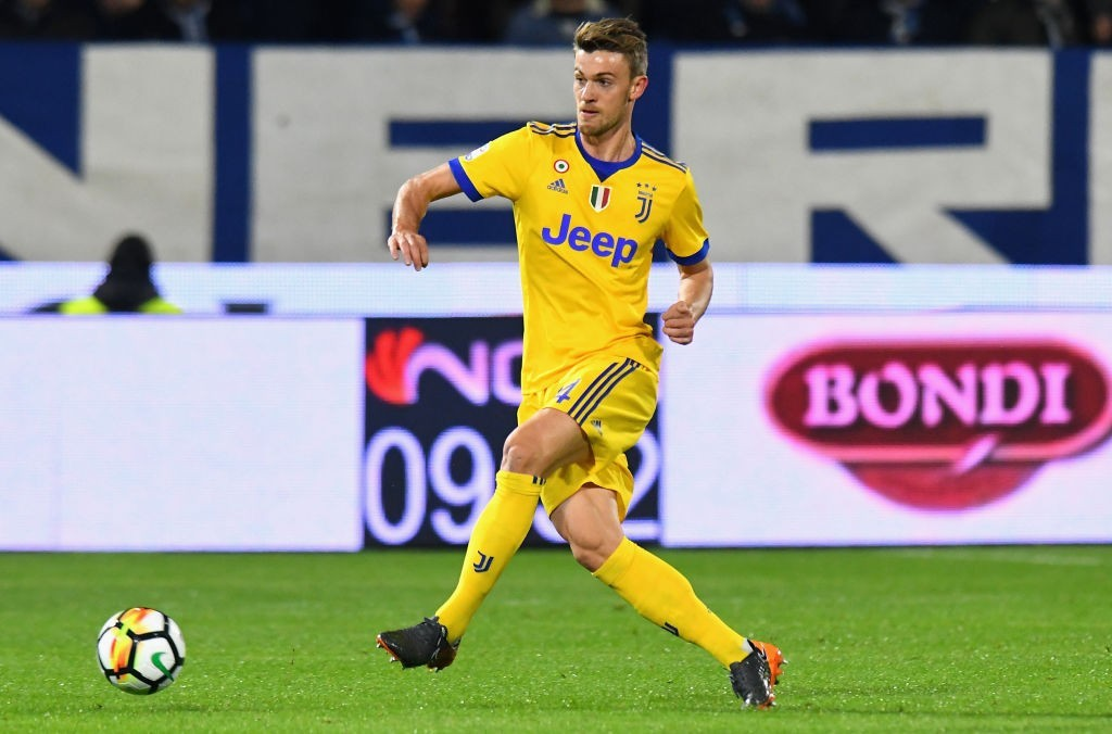 Will it be Real Madrid or Chelsea for Rugani? (Photo courtesy - Alessandro Sabattini/Getty Images)