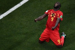 Romelu Lukaku is breaking defences and stigmas at the 2018 FIFA World Cup
