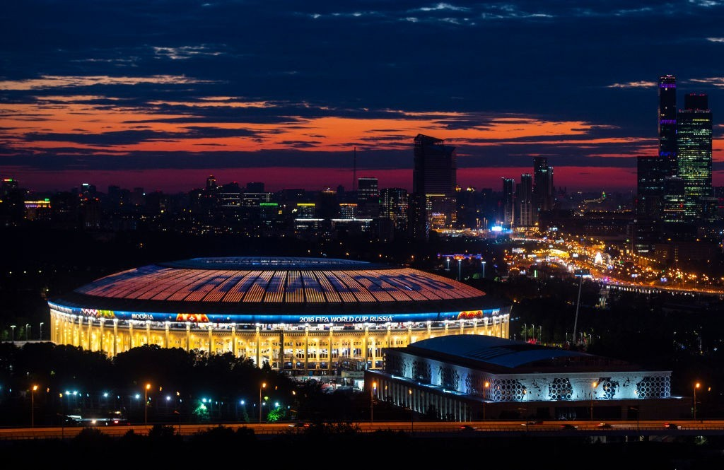 Moscow will provide the setting for the biggest match of the summer (Photo by Laurence Griffiths/Getty Images)