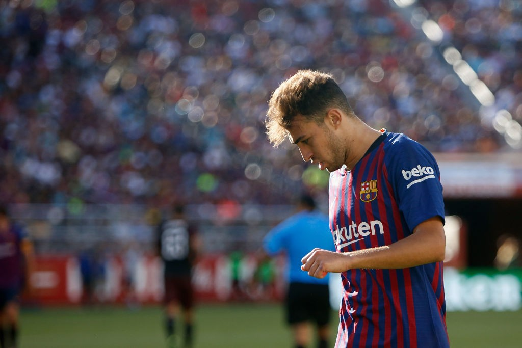 Munir has put his Barca days behind him and has become twice the player he was.