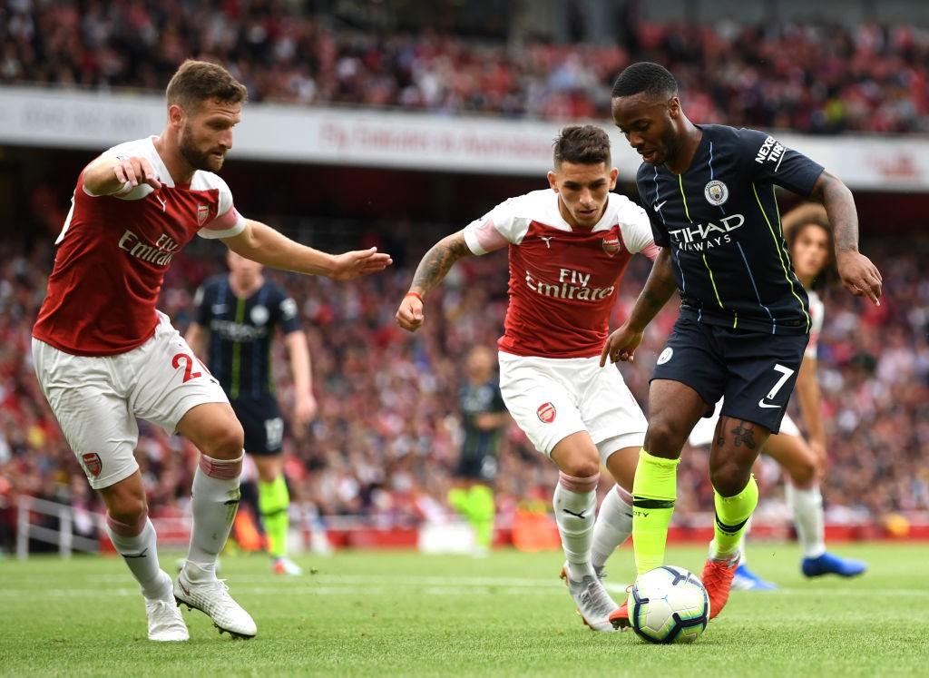 Lucas Torreira could be set to make his first start for Arsenal against Chelsea. (Photo courtesy: AFP/Getty)