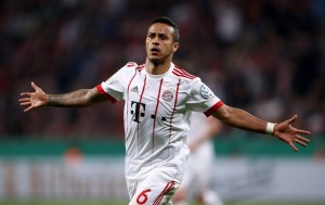 Transfer News: Real Madrid plotting €80 million swoop for Bayern Munich star Thiago Alcantara
