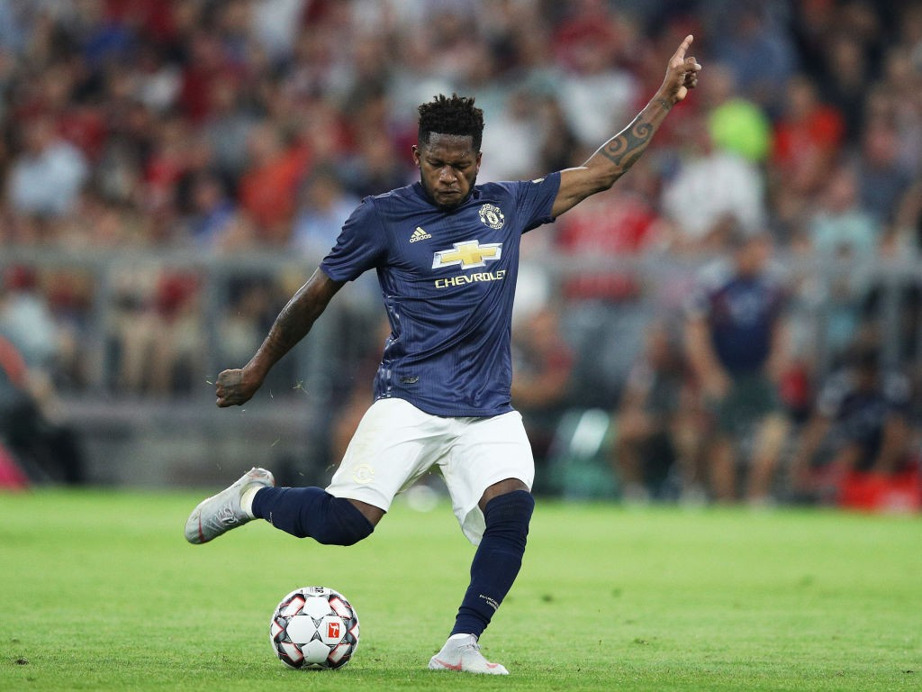 Despite interest from Manchester City, PSG and other big clubs, Fred chose to eventually sign for Manchester United. (Photo courtesy: AFP/Getty)
