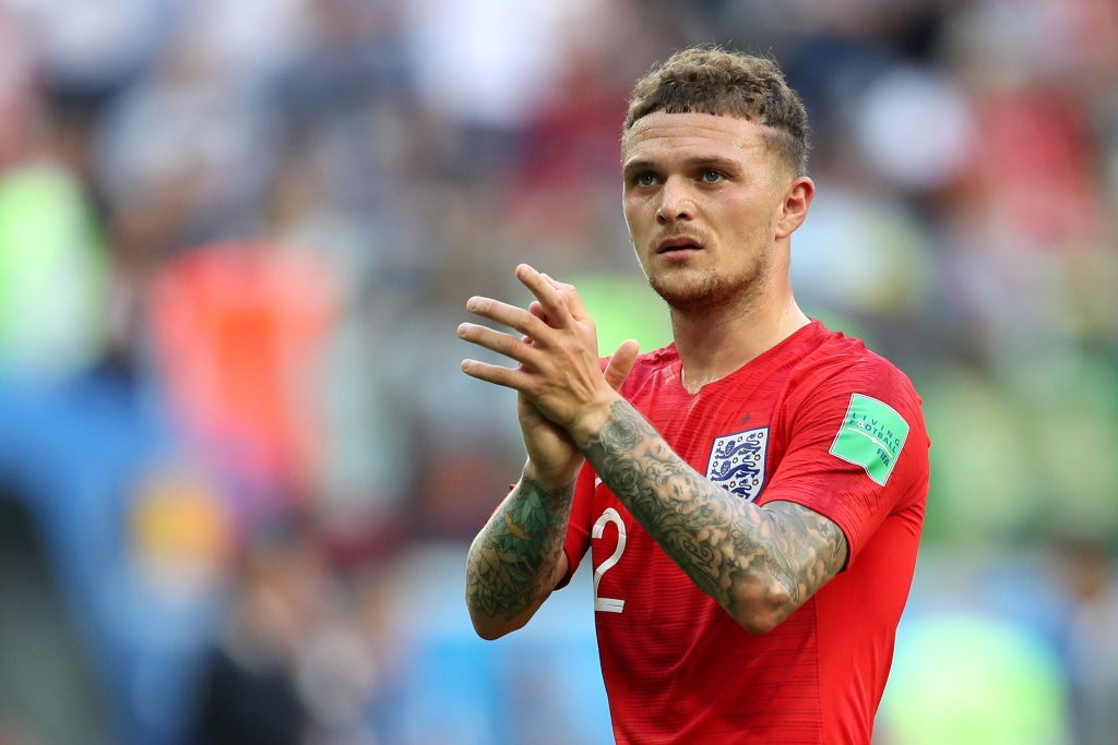 Arsenal remain intersted in Kieran Trippier? (Photo by Catherine Ivill/Getty Images)