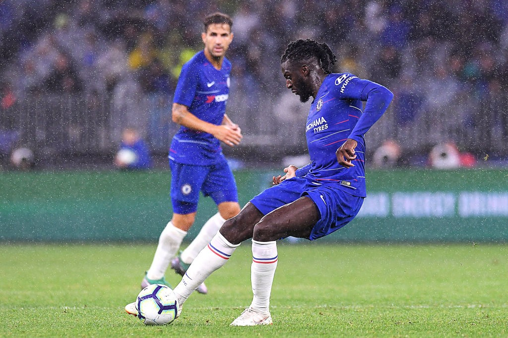 Tiemoue Bakayoko was present in games during Chelsea's pre-season but has left Maurizio Sarri unimpressed. (Photo courtesy: AFP/Getty)
