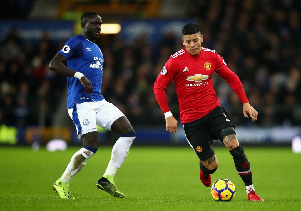 Marcos Rojo, who us surplus to requirements at Man United, was close to joining Everton, and now might leave for Fenerbahce. (Photo courtesy: AFP/Getty)
