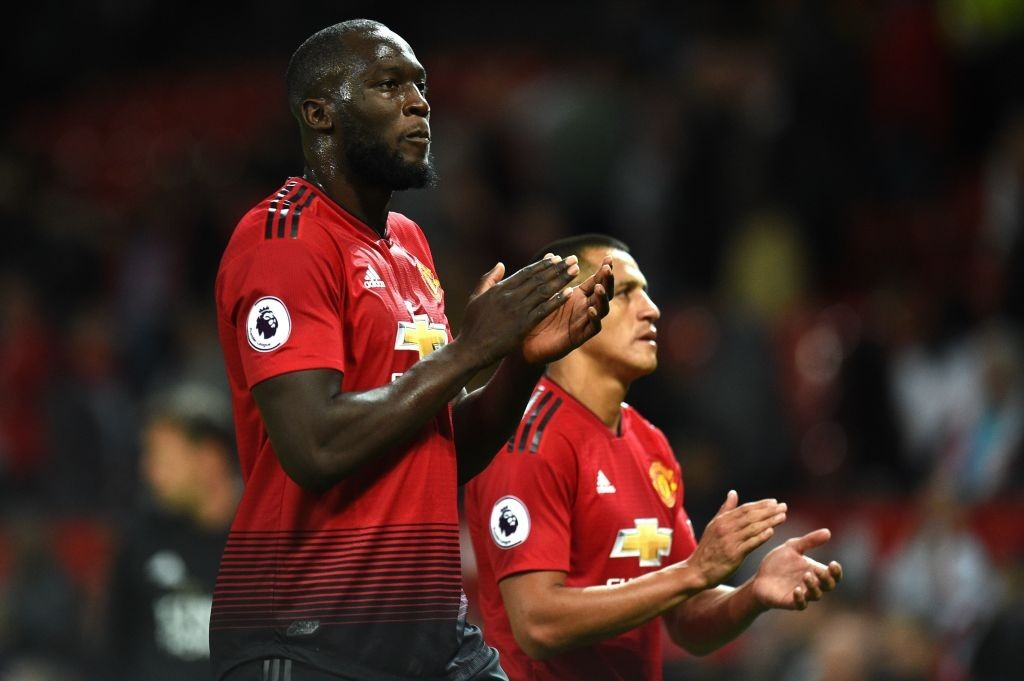 Will Lukaku shed the tag of flat-track bully? (Photo by OLI SCARFF/AFP/Getty Images)