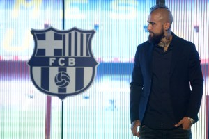 Arturo Vidal and Barcelona: Apprehensions and Expectations