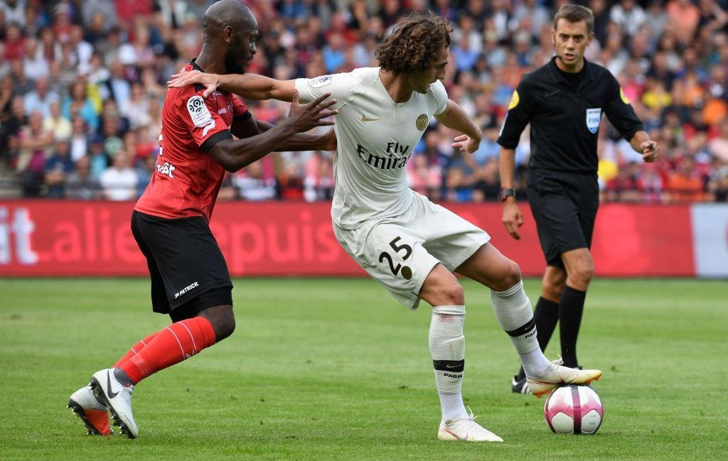Has Rabiot played his final game for PSG? (Photo courtesy - Fred Tanneau/AFP/Getty Images)