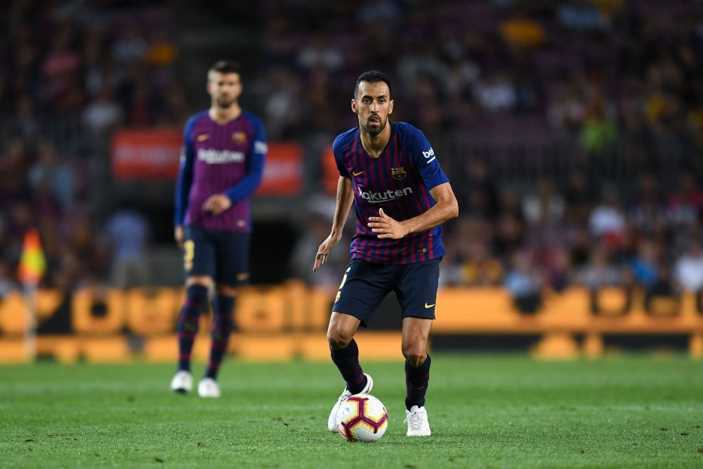 Set to continue at Camp Nou. (Photo courtesy - David Ramos/Getty Images)