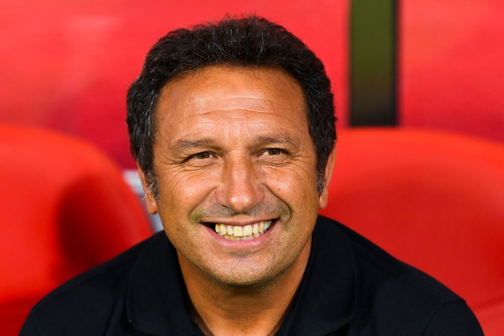 Eusebio Sacristan has taken charge of a Girona side that was mighty impressive last season. (Photo courtesy - David Ramos/Getty Images