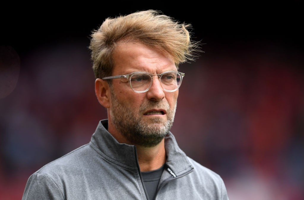 Worrying times for Klopp and the Kop! (Picture Courtesy - AFP/Getty Images)