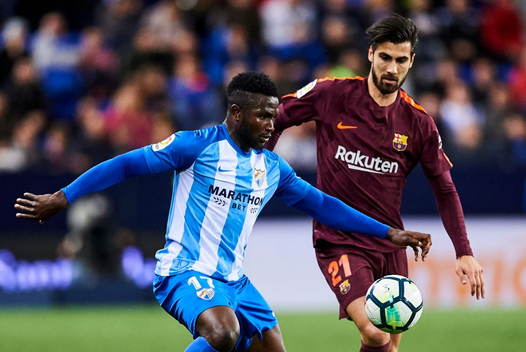 Will Andre Gomes swap Barcelona for Everton? (Photoi courtesy: AFP/Getty)