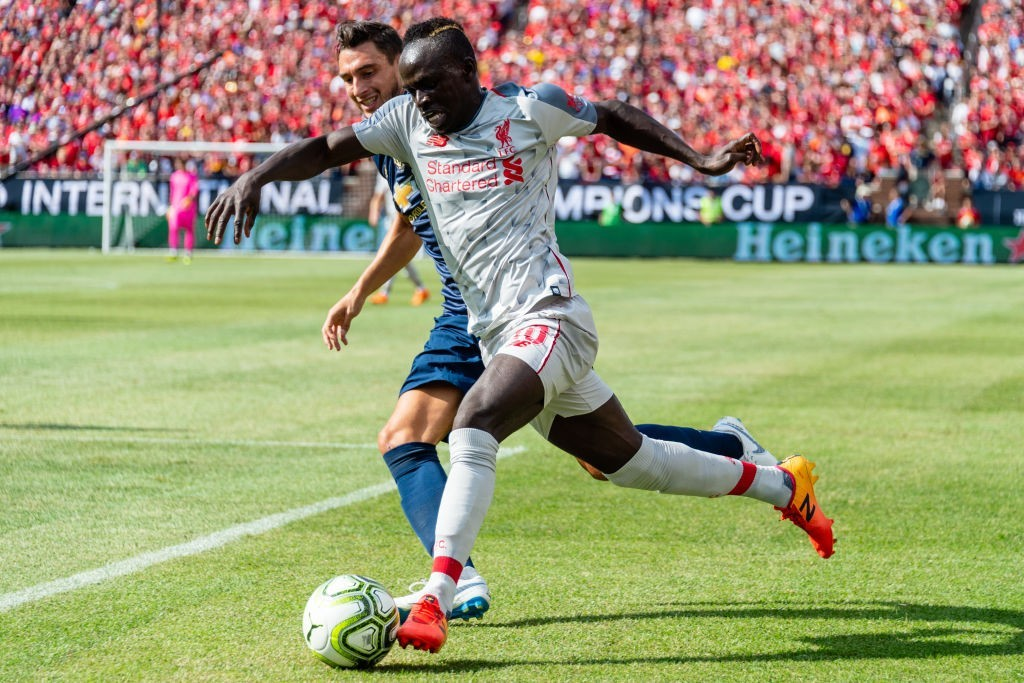 Mane could well have joined Matteo Darmian at Manchester United. (Photo courtesy - Jason Miller/Getty Images)