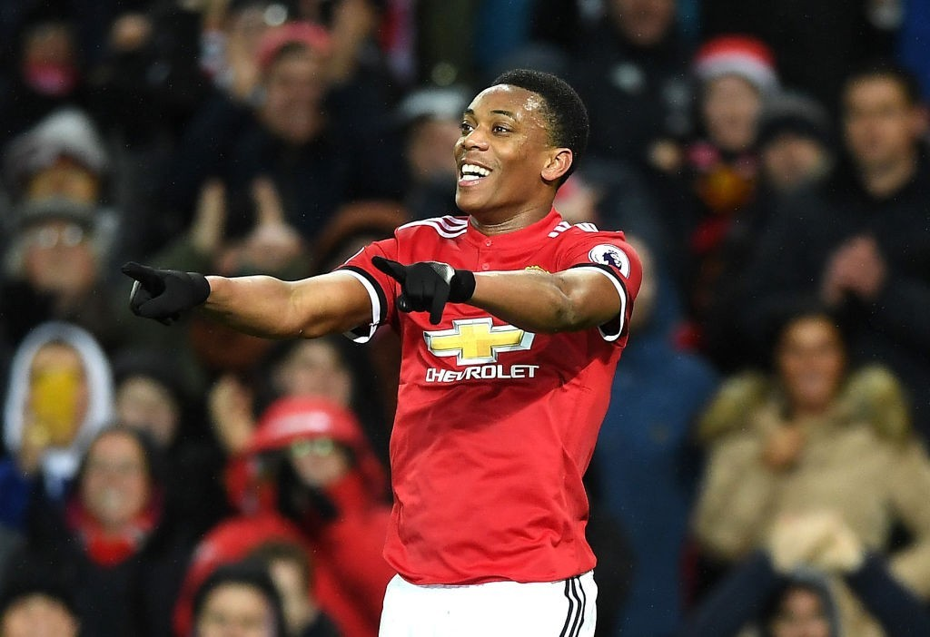 A new contract for Martial (Photo by Gareth Copley/Getty Images)
