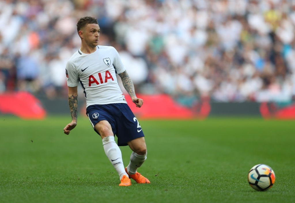 Kieran Trippier wanted by PSG, Juventus and Real Madrid