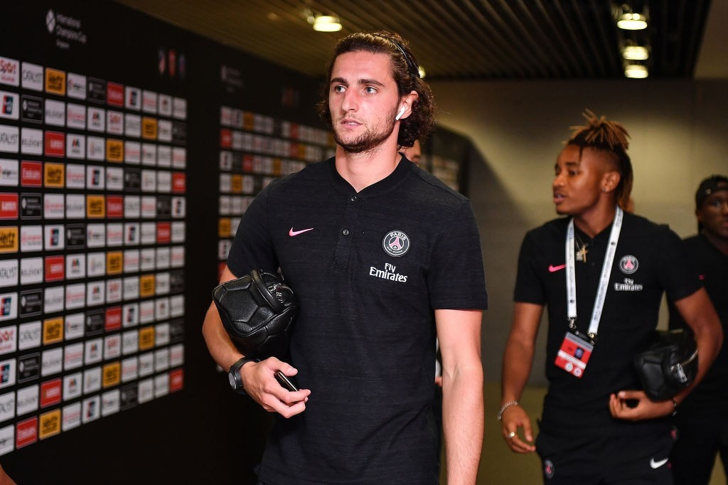 On his way out of PSG soon? (Photo courtesy - Thananuwat Srirasant/Getty Images for ICC)