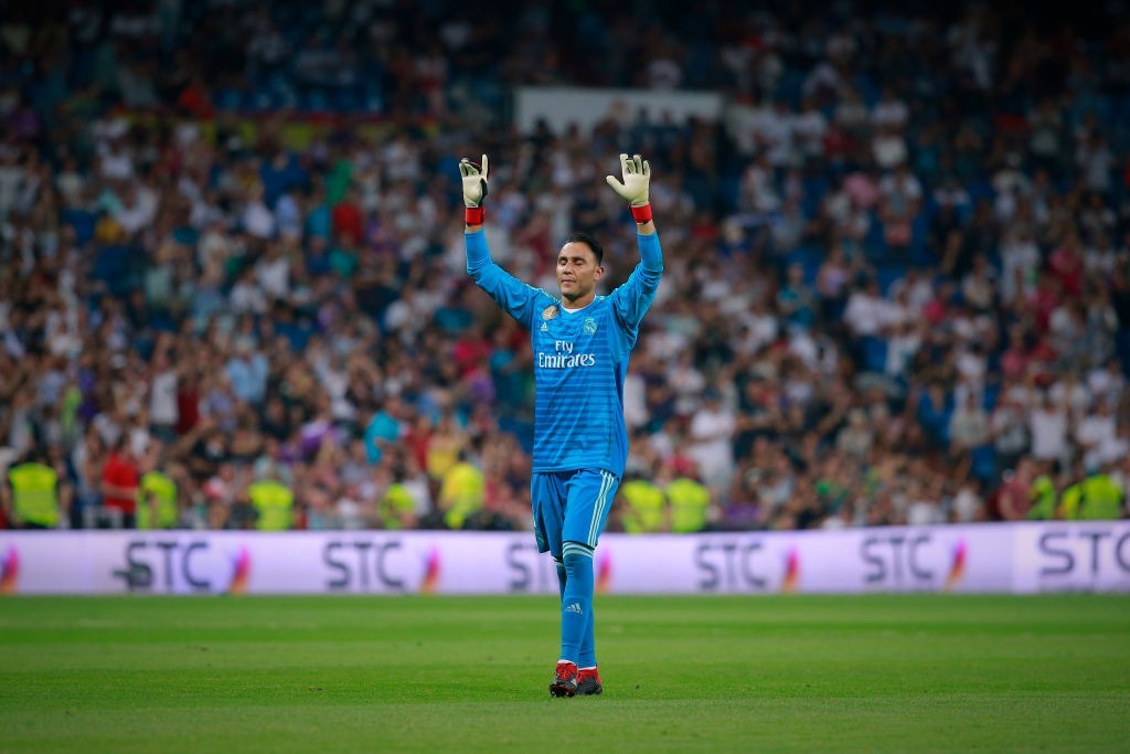 Could Navas bid goodbye to Real Madrid? (Photo courtesy - Gonzalo Arroyo Moreno/Getty Images)