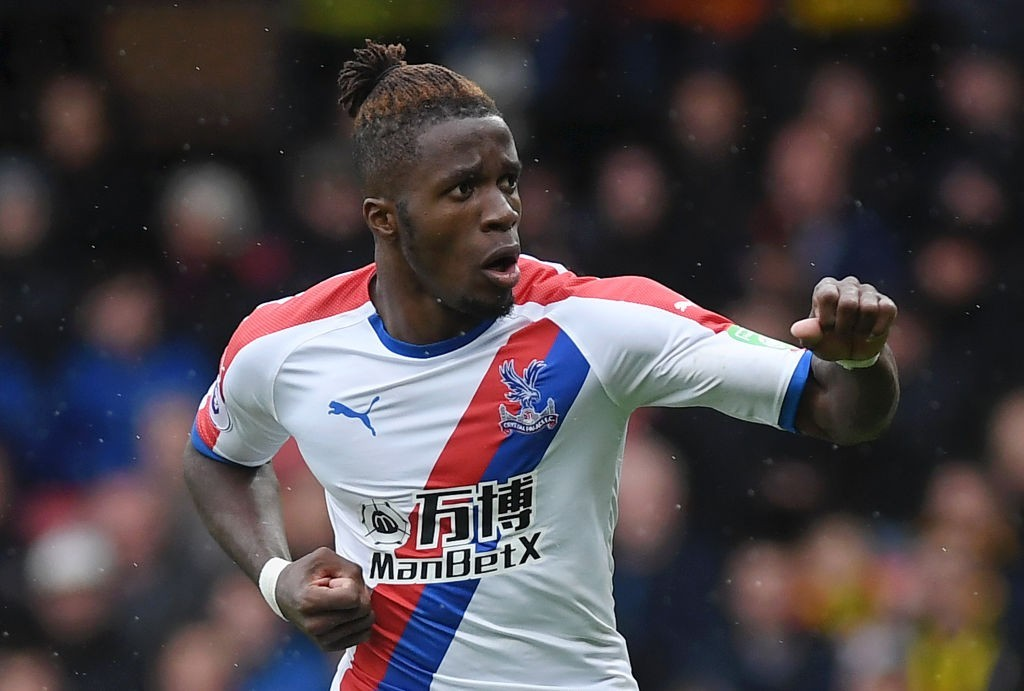 Zaha could play for Real Madrid - Souness