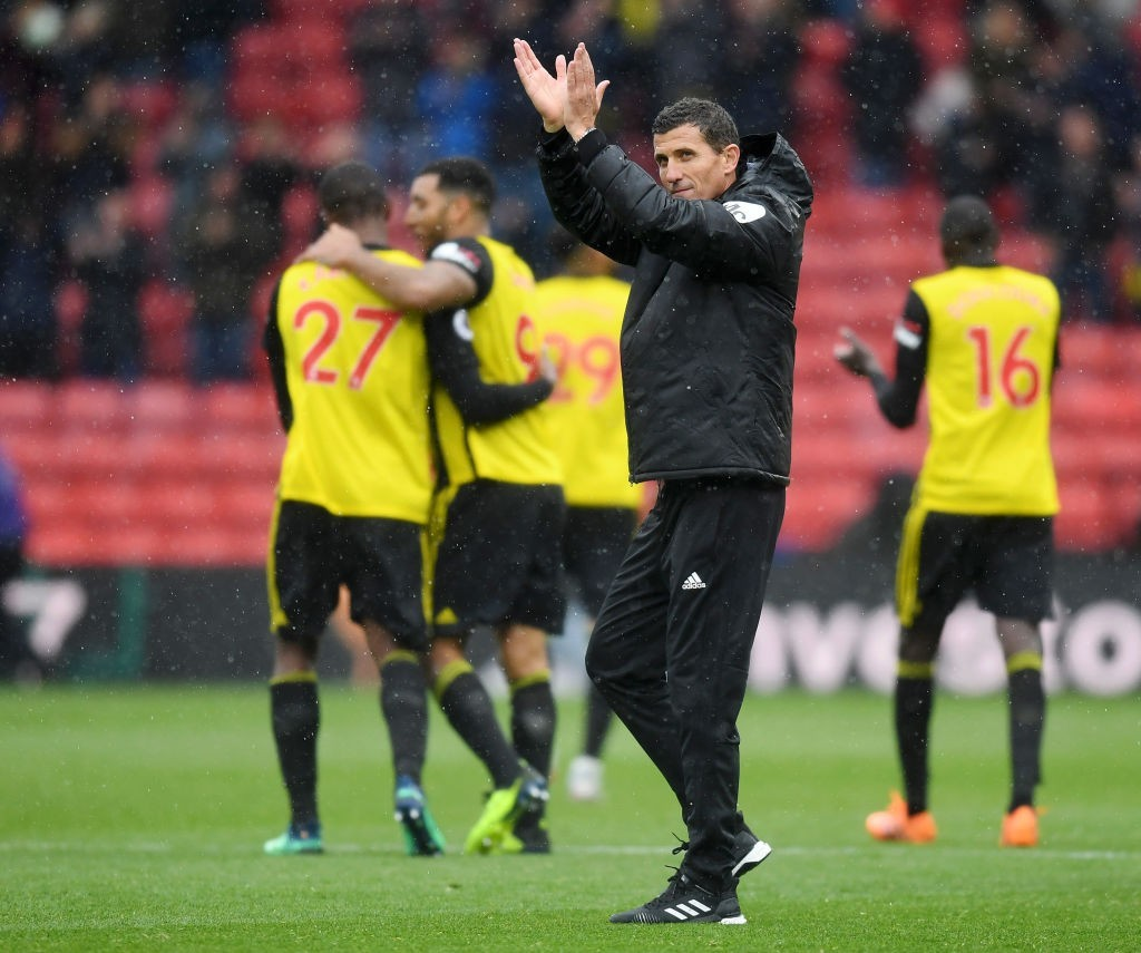 Watford have kicked off their Premier League campaign in spectacular fashion. (Photo courtesy - Michael Regan/Getty Images)